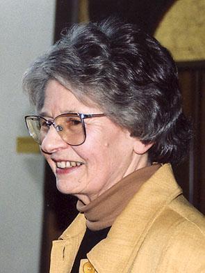 Professor Isabel McBryde