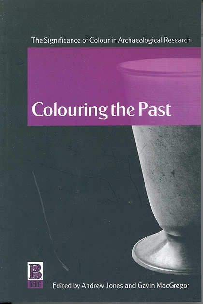 Colouring the Past book cover
