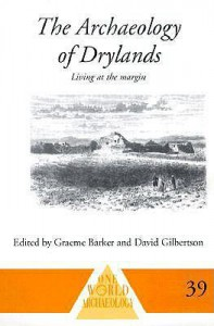 archaeology of drylands book cover