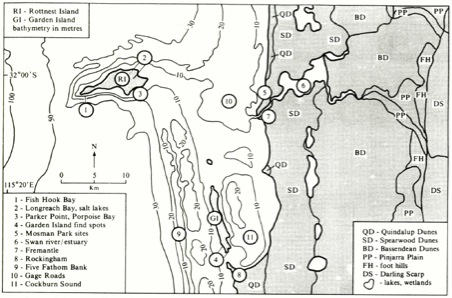 Rottnest And Garden Island Prehistory And The Archaeological